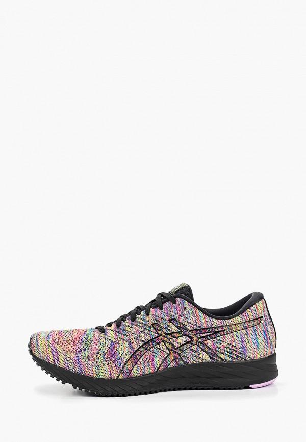 женские кроссовки asics, разноцветные