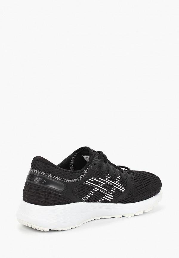Фото 3 - женские кроссовки ASICS черного цвета