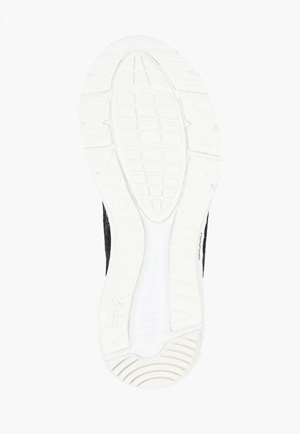 Фото 5 - женские кроссовки ASICS черного цвета