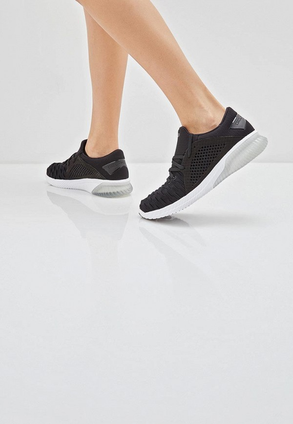 Фото 6 - женские кроссовки ASICS черного цвета