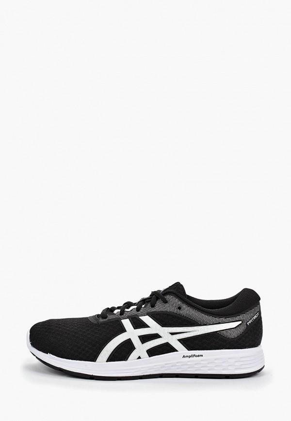 женские кроссовки asics, черные
