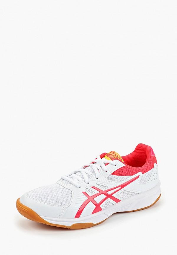 Фото 2 - женские кроссовки ASICS белого цвета