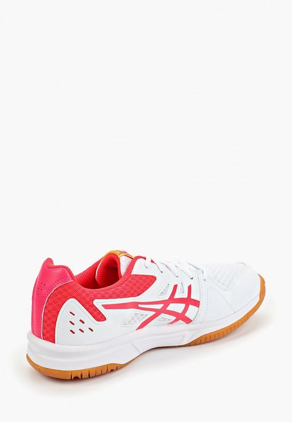 Фото 3 - женские кроссовки ASICS белого цвета