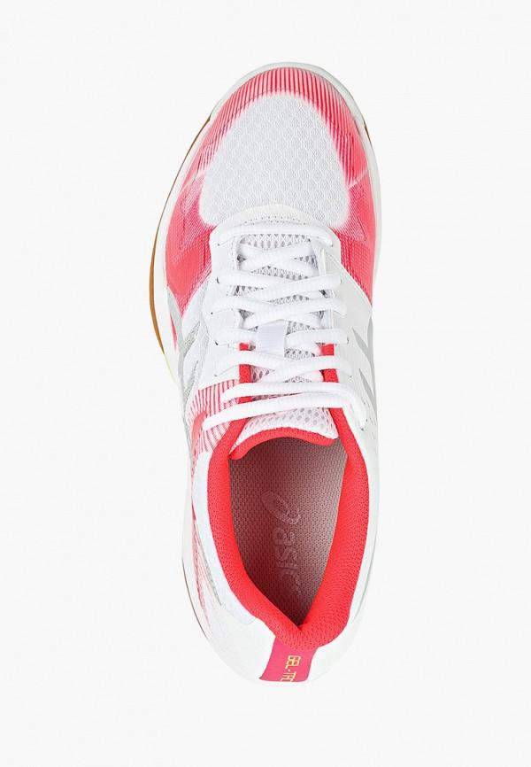 Фото 4 - женские кроссовки ASICS розового цвета