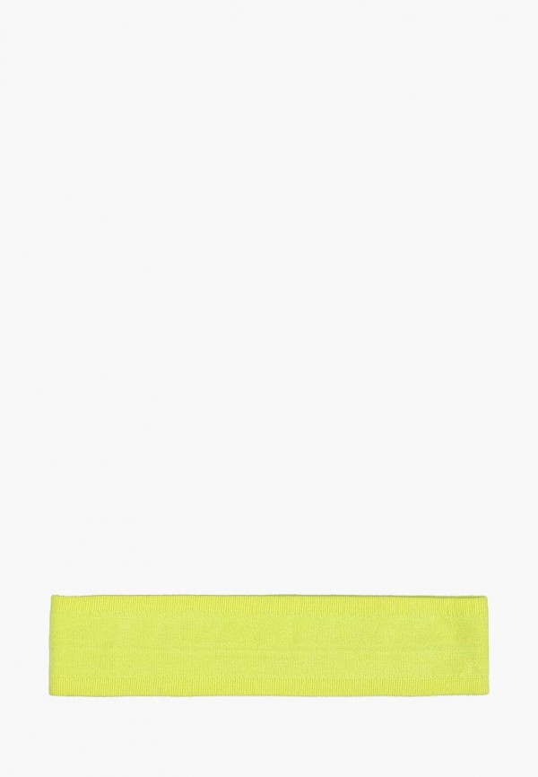 Фото 2 - женскую повязку на голову ASICS желтого цвета