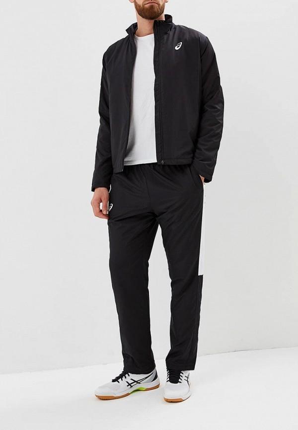 мужской спортивные костюм asics, черный