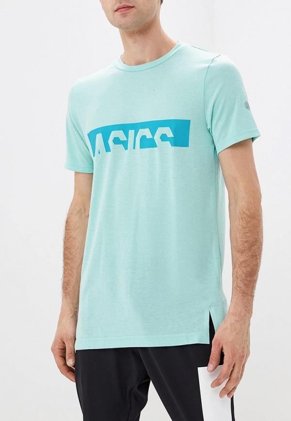Футболка ASICS ASICS AS455EMCWPG8 футболка asics
