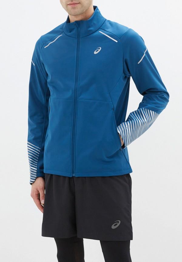 мужская олимпийка asics, синяя