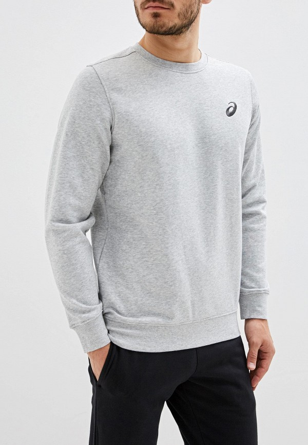 мужской свитшот asics, серый