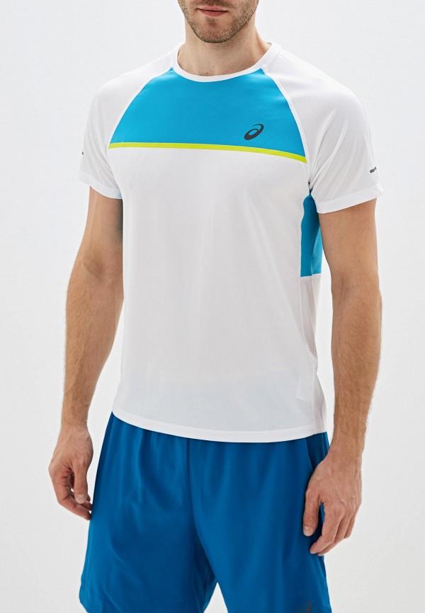 Футболка спортивная ASICS ASICS AS455EMFPTA5 футболка спортивная asics asics as455emout04