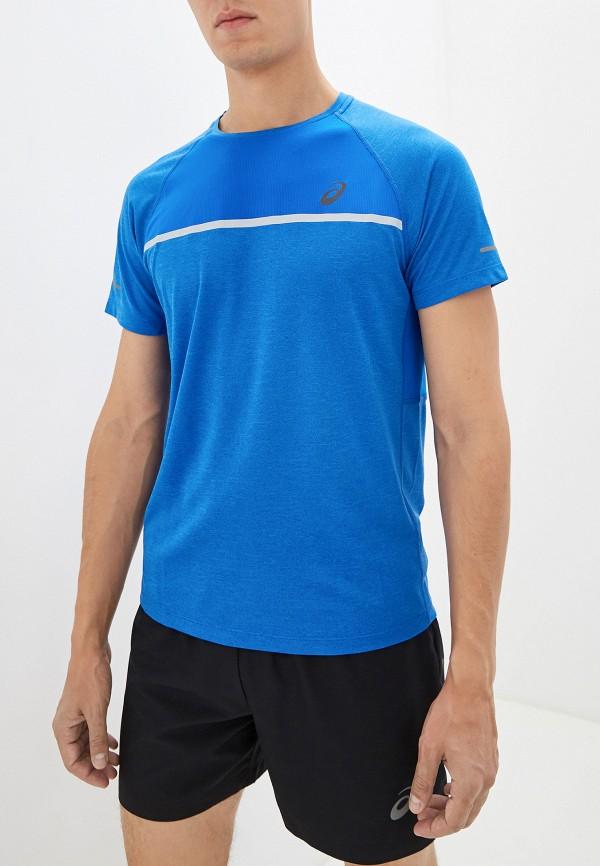 Футболка спортивная ASICS ASICS AS455EMGOVA3 мужская беговая футболка asics 134084 0516 ss top