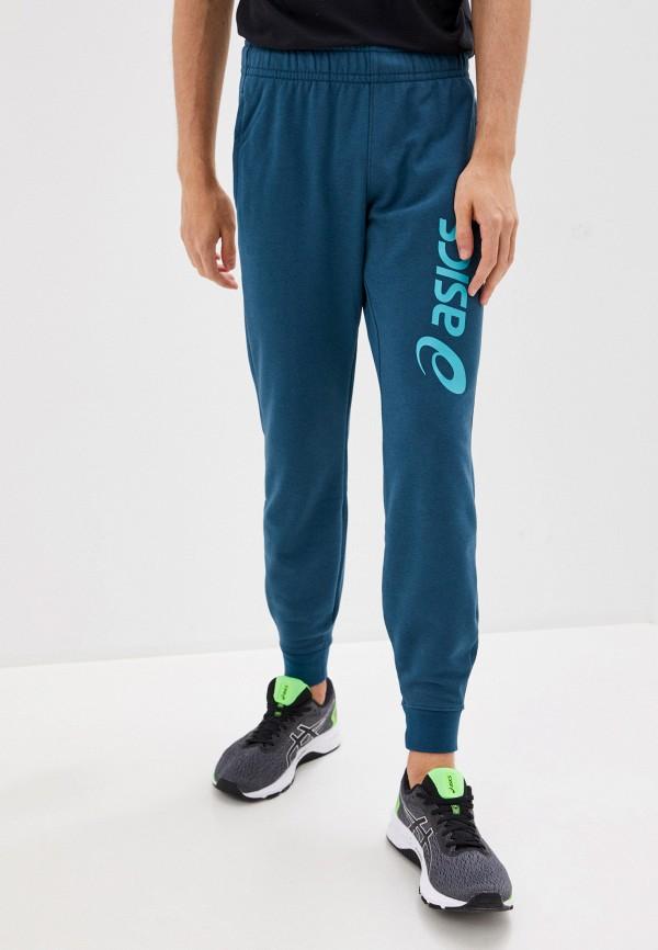 мужские спортивные брюки asics, бирюзовые