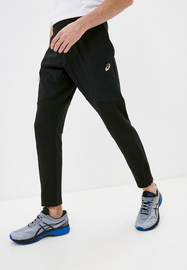 мужские спортивные брюки asics, черные