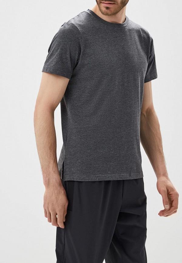 мужская спортивные футболка asics, серая