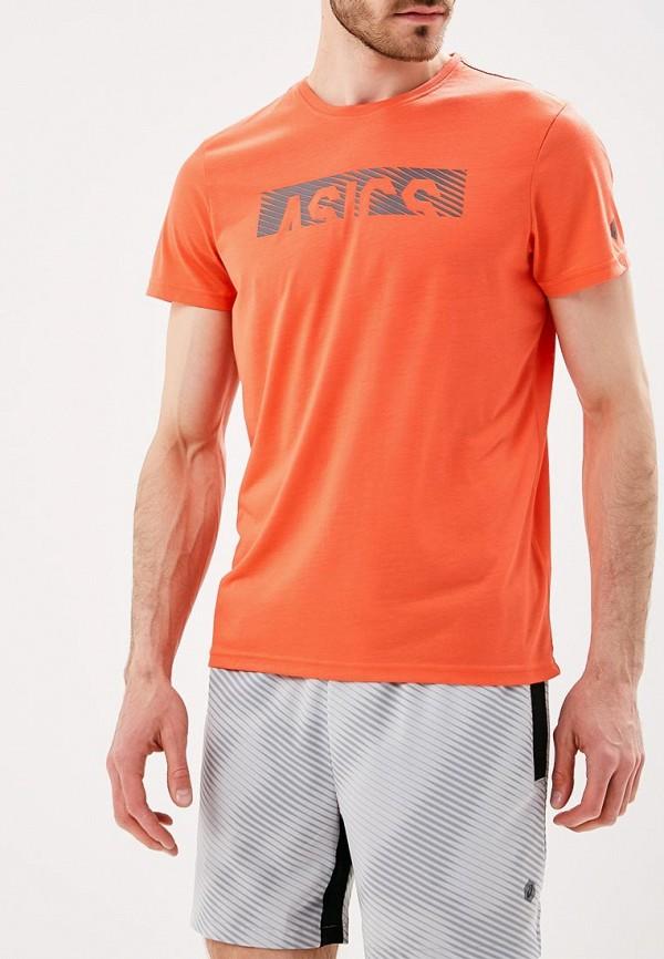 Футболка спортивная ASICS ASICS AS455EMZTD99 футболка asics