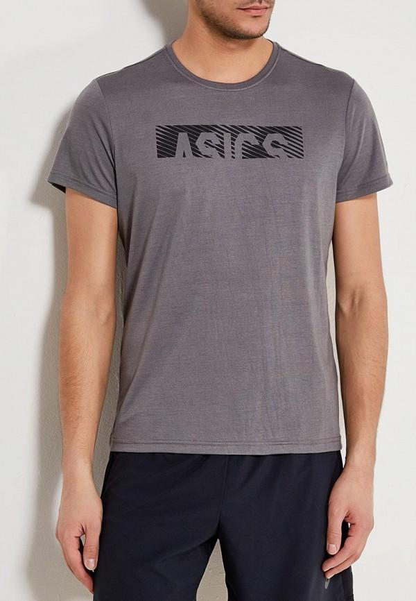 Футболка ASICS ASICS AS455EMZTE00 футболка asics футболка asics stripe ss top