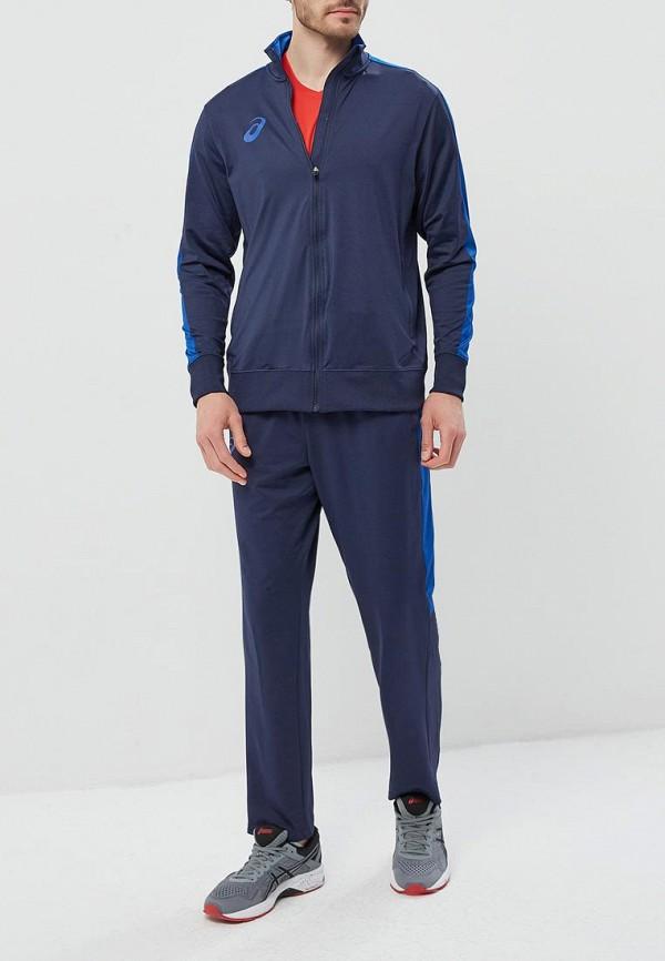 Костюм спортивный ASICS ASICS AS455EMZTE22 костюм спортивный женский asics woman sleeveless set майка шорты цвет белый синий 156861 0001 размер xxl 52