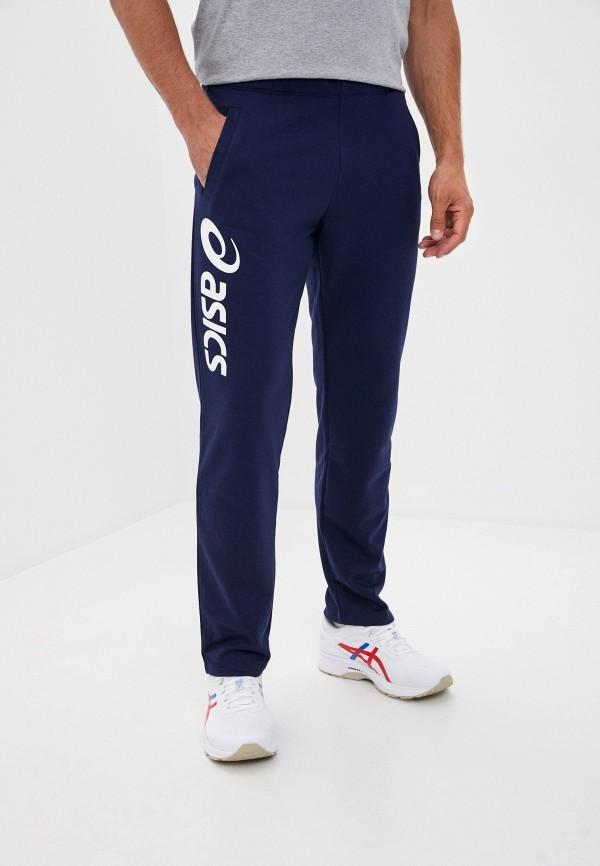 мужские спортивные спортивные брюки asics, синие