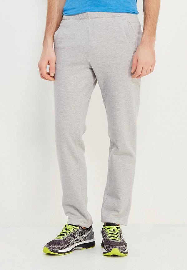 мужские спортивные спортивные брюки asics, серые