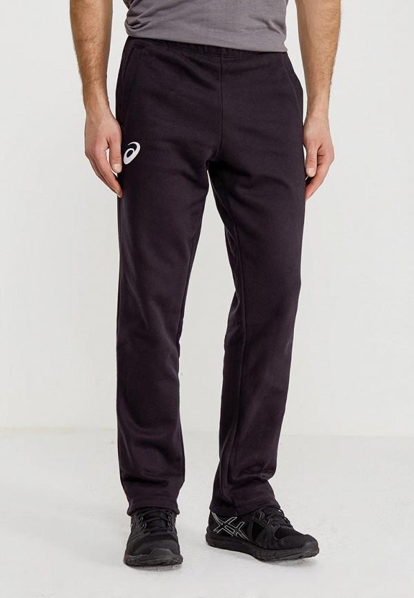 мужские спортивные спортивные брюки asics, черные