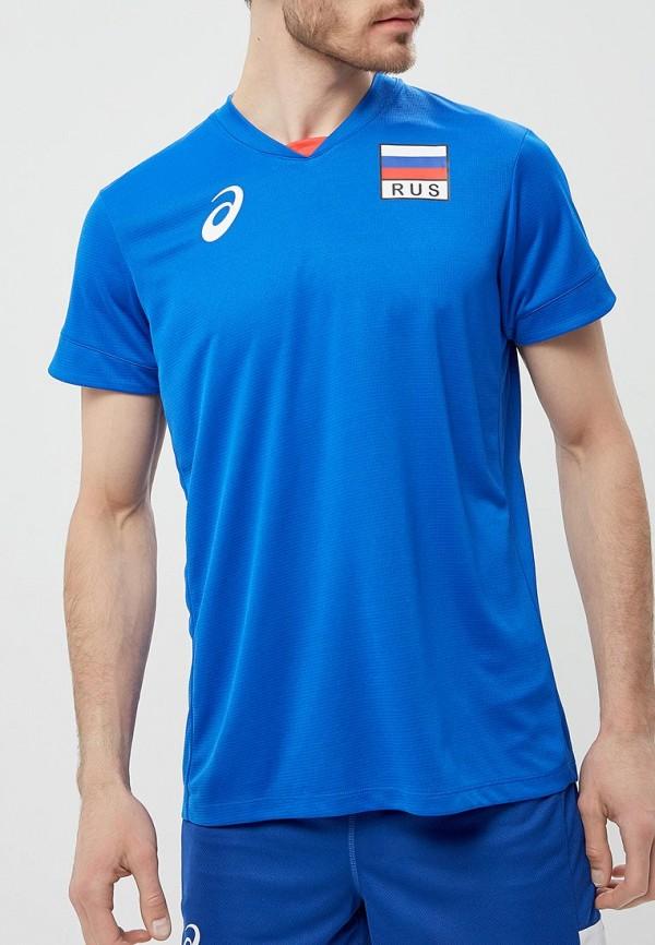Футболка ASICS ASICS AS455EMZTF42 футболка asics asics as455emztf42