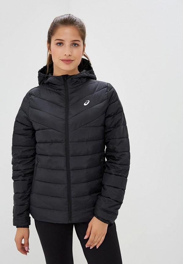 Купить Куртка утепленная ASICS, PADDED JACKET W, AS455EWBRME6, черный, Осень-зима 2018/2019
