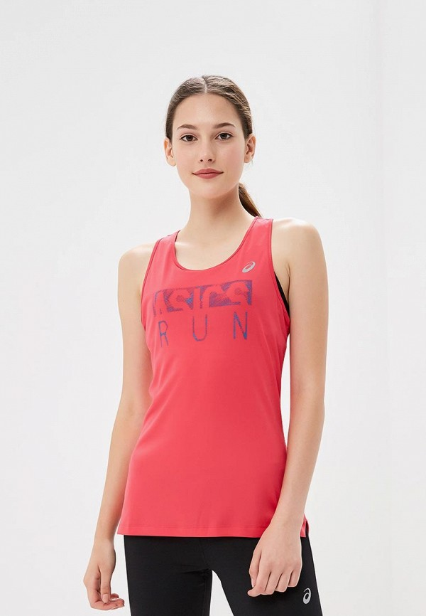 Купить Майка спортивная ASICS, ASICS AS455EWBRMG0, розовый, Весна-лето 2019