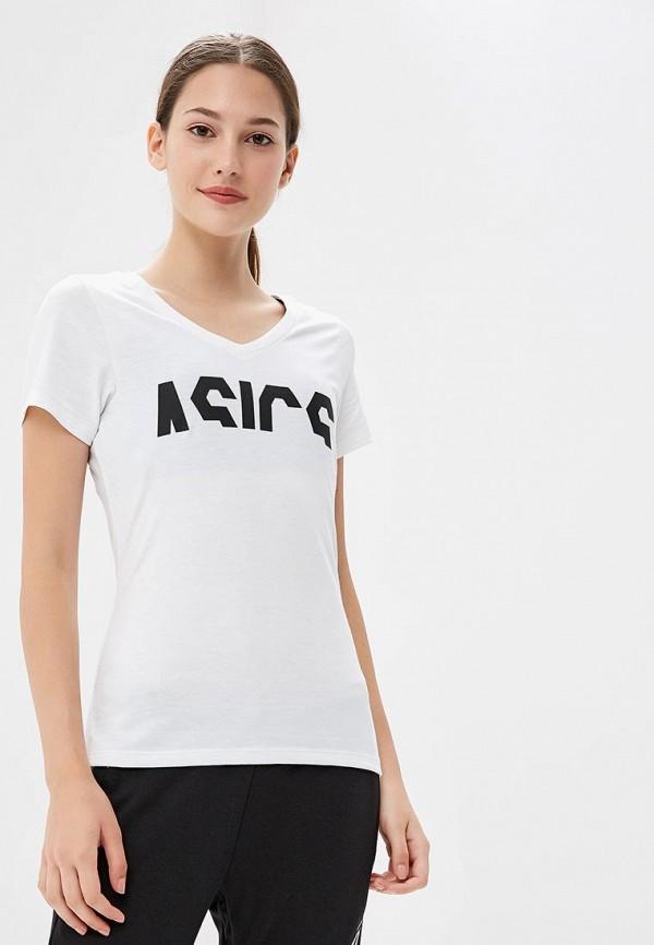 Футболка ASICS ASICS AS455EWBRML4 футболка asics asics as455emztf42
