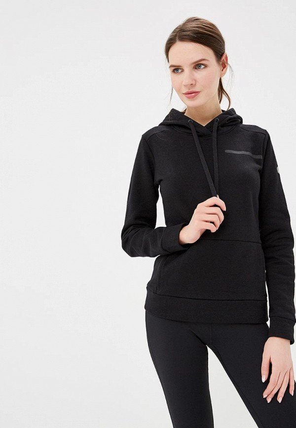 Худи ASICS ASICS AS455EWBRMN1 худи asics худи gpx hoody
