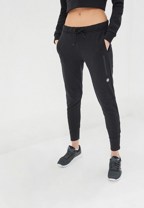 Брюки спортивные ASICS ASICS AS455EWDRHO6 брюки женские asics tailored pant цвет черный 2032a293 001 размер s 44 46