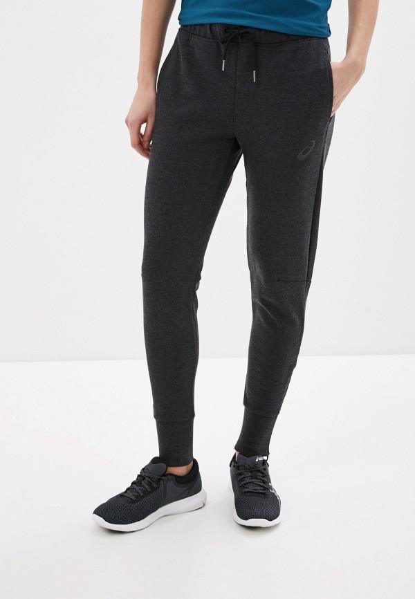 женские спортивные брюки asics, серые