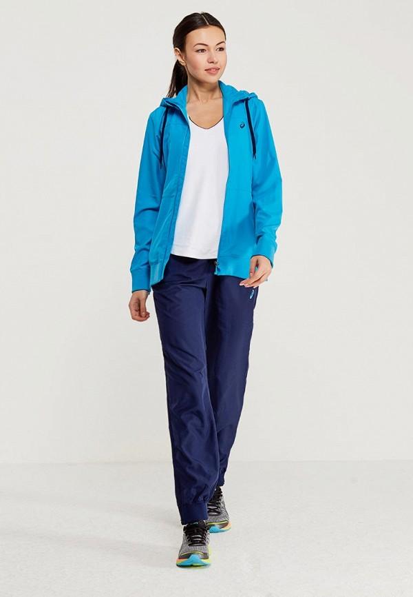 Костюм спортивный ASICS ASICS AS455EWOUX77 костюм спортивный женский asics woman sleeveless set майка шорты цвет белый синий 156861 0001 размер xxl 52