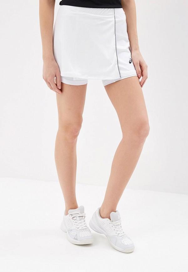 женская спортивные юбка asics, белая