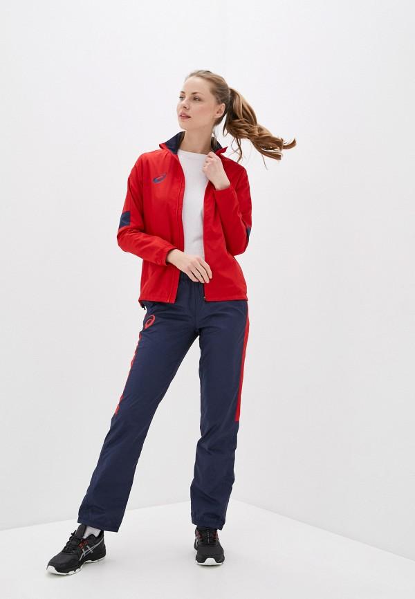 женский спортивный костюм asics, разноцветный