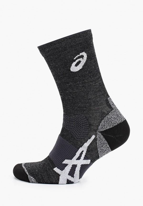 женские носки asics, серые