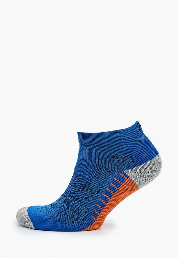 женские носки asics, синие