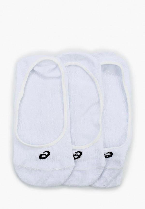 женские носки asics, белые