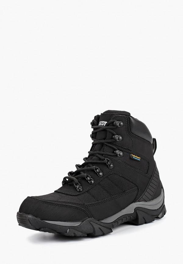 Купить Ботинки трекинговые Ascot, Ascot AS821AMCJTV2, черный, Осень-зима 2018/2019