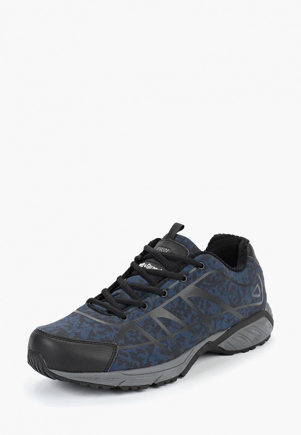 Купить Ботинки трекинговые Ascot, Ascot AS821AMCJTX5, синий, Осень-зима 2018/2019