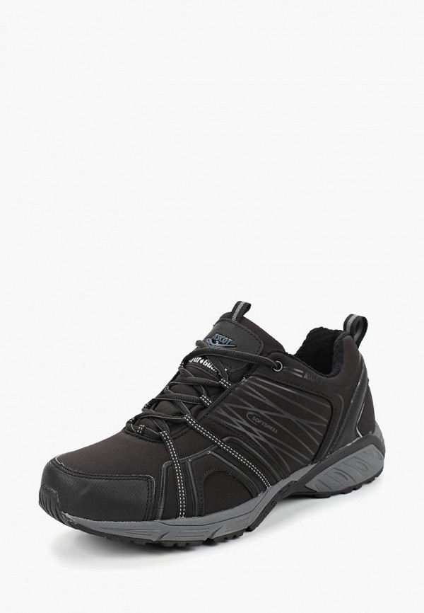 Купить Ботинки трекинговые Ascot, Ascot AS821AMCJTX6, черный, Осень-зима 2018/2019