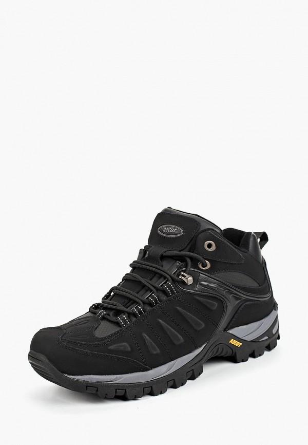 Ботинки трекинговые Ascot Ascot AS821AMCJTY8 цены онлайн