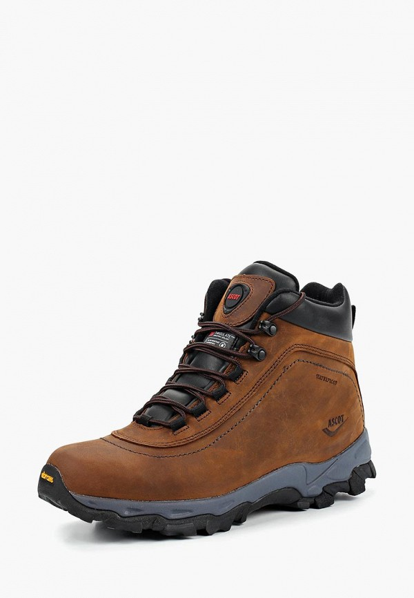 Ботинки трекинговые Ascot Ascot AS821AMCJUB3 ботинки трекинговые ascot ascot as821amcjtw4