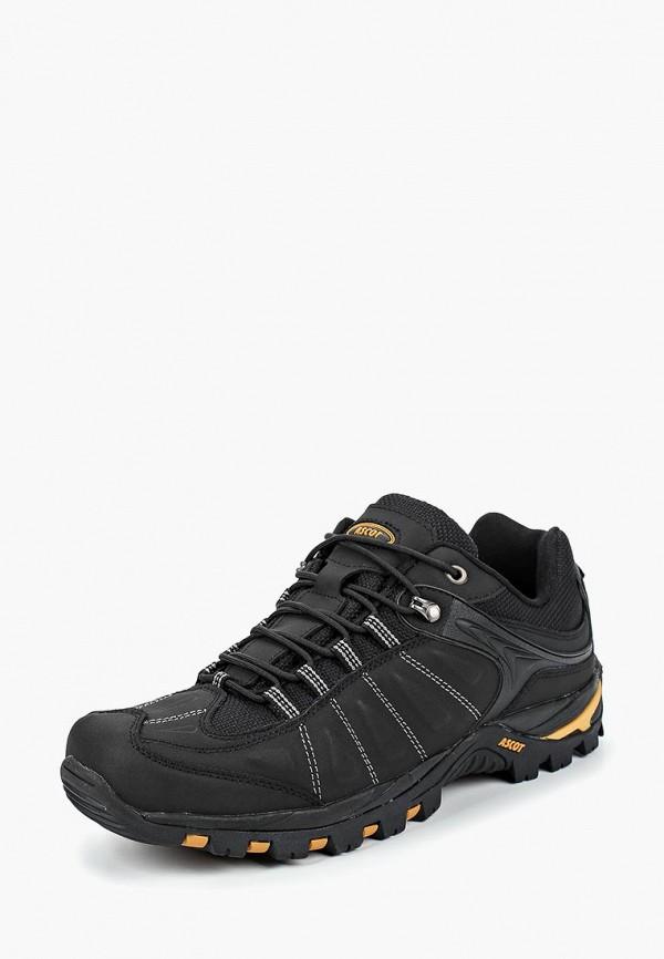 Купить Ботинки трекинговые Ascot, Ascot AS821AMCJUB4, черный, Осень-зима 2018/2019