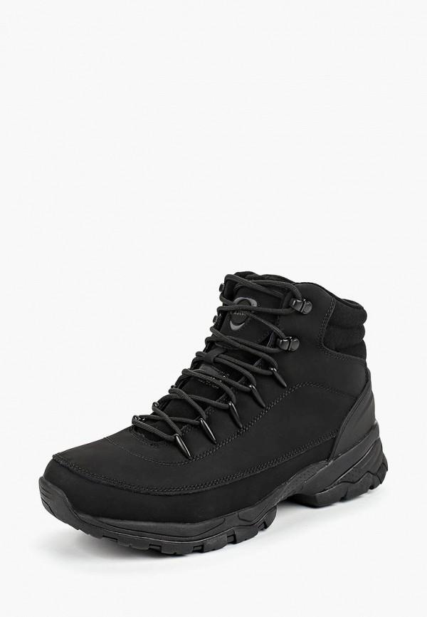 Купить Ботинки трекинговые Ascot, Ascot AS821AMCJUB5, черный, Осень-зима 2018/2019