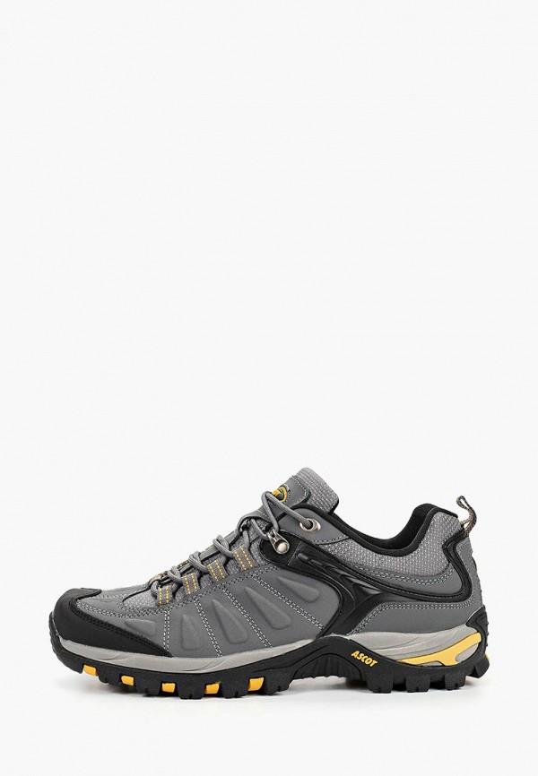 Ботинки трекинговые Ascot Ascot AS821AMELAU3 ботинки трекинговые ascot ascot as821amcjtw4