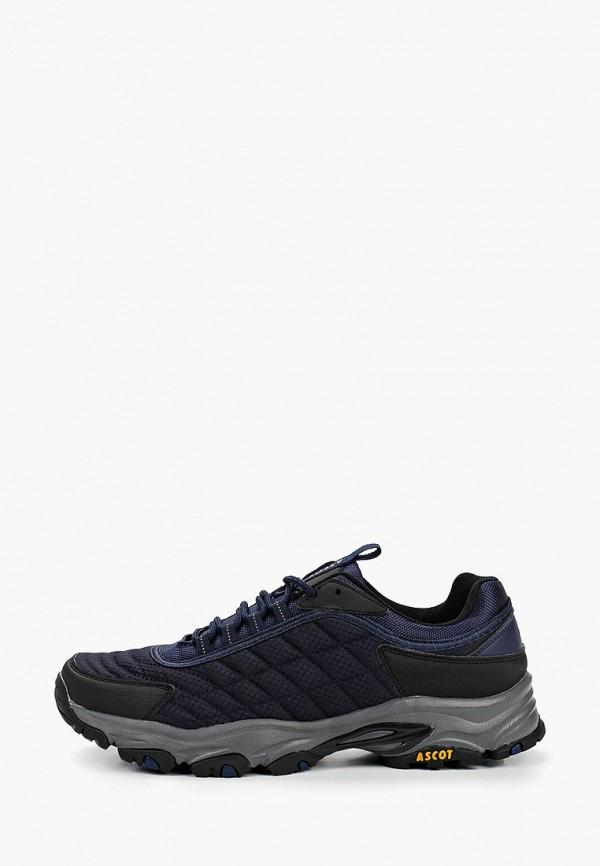 мужские кроссовки ascot, синие