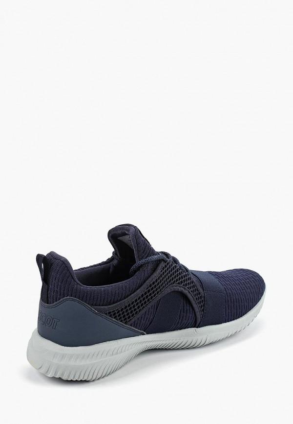 Фото 3 - Мужские кроссовки Ascot синего цвета