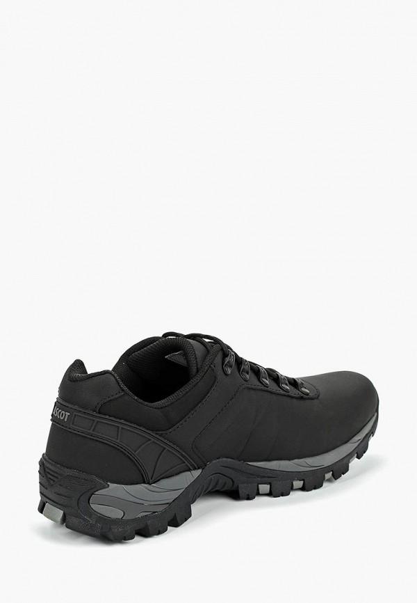 Фото 3 - мужские кроссовки Ascot черного цвета