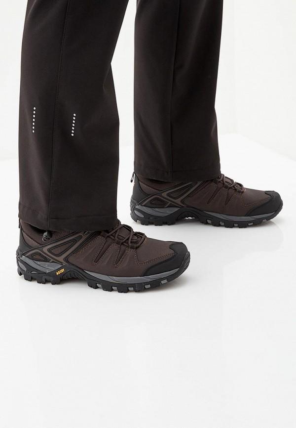 Фото 6 - мужские кроссовки Ascot коричневого цвета