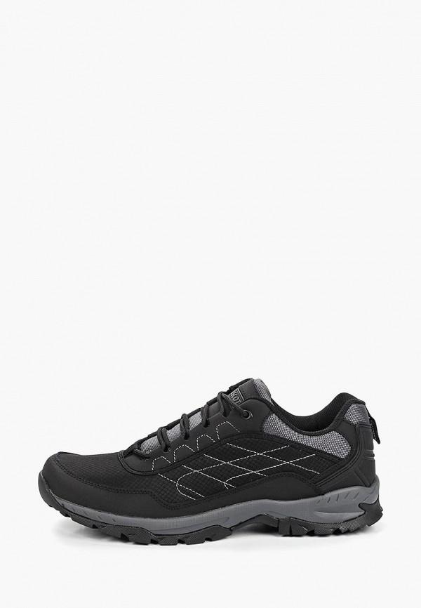 мужские кроссовки ascot, черные